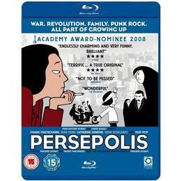 Persepolis [Blu-ray] [2007]
